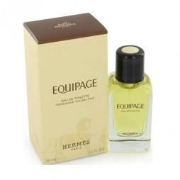 Hermes Equipage for men. Парфюмерная вода (eau de parfum - edp) и туалетные духи (parfum de toilette) мужские