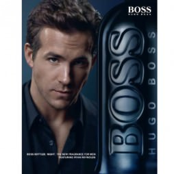 Hugo Boss Boss Bottled Night (Бутилированная ночь). Парфюмерная вода (eau de parfum - edp) и туалетные духи (parfum de toilette) мужские