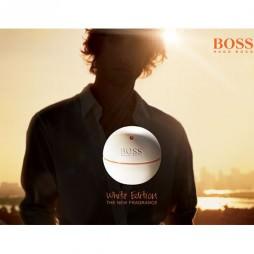 Hugo Boss Boss In Motion White Edition. Парфюмерная вода (eau de parfum - edp) и туалетные духи (parfum de toilette) мужские
