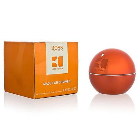 Hugo Boss In Motion Orange Made For Summer Man. Туалетная вода (eau de toilette - edt) мужская / Одеколон (eau de cologne - edc)