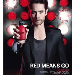Hugo Red Hugo Boss (Хуго Босс Хуго Красный). Парфюмерная вода (eau de parfum - edp) и туалетные духи (parfum de toilette) мужские