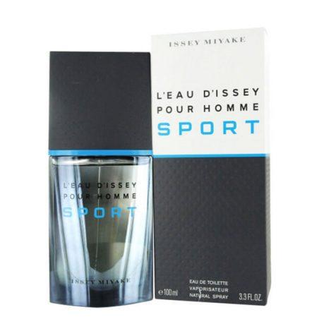 Issey Miyake LEau dIssey pour Homme Sport Man (Иссия Мияки Леу Д'Иссия Пур Хомм Спорт). Туалетная вода (eau de toilette - edt) мужская / Одеколон (eau de cologne - edc)