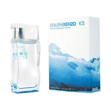 L Eau Par Kenzo Ice Pour Homme Man (Кензо Ле Пар Айс Пур Хомме). Туалетная вода (eau de toilette - edt) мужская / Одеколон (eau de cologne - edc)