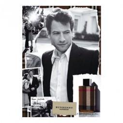 London man Burberry (Бербери Лондон фо Мэн). Парфюмерная вода (eau de parfum - edp) и туалетные духи (parfum de toilette) мужские