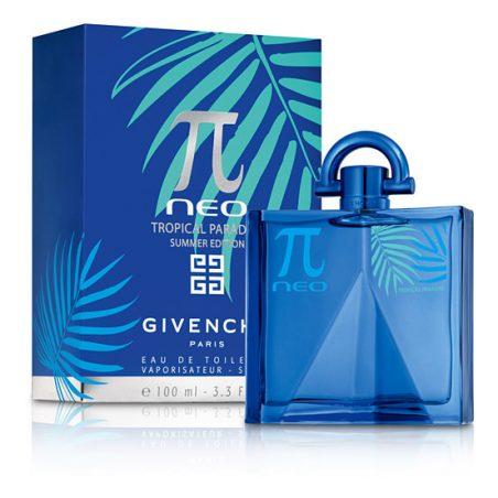 Pi Neo Tropical Paradise Man Givenchy (Живаньши Пи Нео Тропикал Парадайз). Туалетная вода (eau de toilette - edt) мужская / Одеколон (eau de cologne - edc)