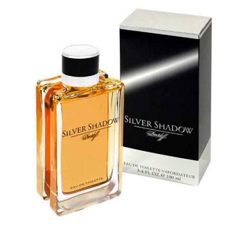 Silver Shadow Davidoff edt 100 ml (Давидофф. Серебряная тень). Туалетная вода (eau de toilette - edt) мужская / Одеколон (eau de cologne - edc)