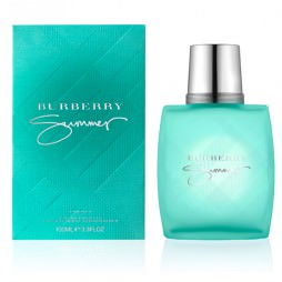 Summer Burberry for men 2013 (Бербери Саммер Фо Мен). Туалетная вода (eau de toilette - edt) мужская / Одеколон (eau de cologne - edc) для мужчин