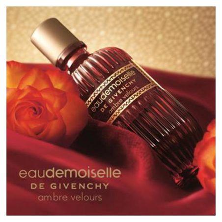 Eaudemoiselle de Givenchy Ambre Velours parfum de toilette / Живанши Мадемуазель де Живанши Амбра Велюр. Туалетная вода (eau de toilette - edt)