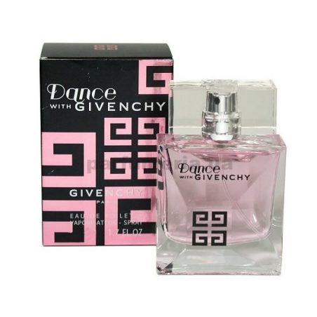 Givenchy Dance With Givenchy For Women edt 50 ml / Живаньши Дэнс Вис Живаньши