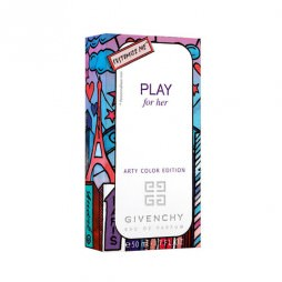 Givenchy Play for Her Arty Color Edition For Women edp 75ml