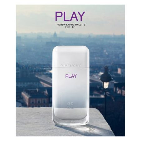 Givenchy Play for Her Arty Color Edition parfum de toilette For Women