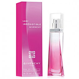 Givenchy Very Irresistible For Women. Туалетная вода (eau de toilette - edt)