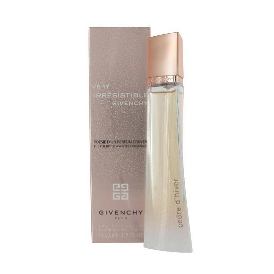 купить Givenchy Very Irresistible Poesie D Un Parfum D Hiver Cedre