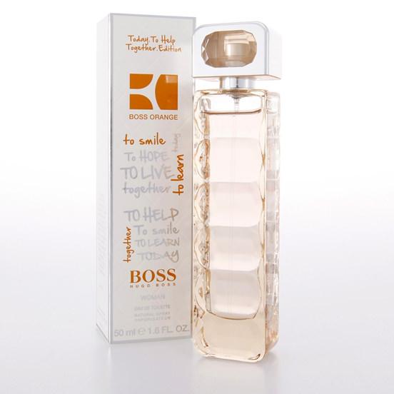 купить Hugo Boss Boss Orange Charity Edition цена оригинала москва