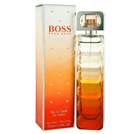 Hugo Boss Boss Orange Sunset . Туалетная вода (eau de toilette - edt)