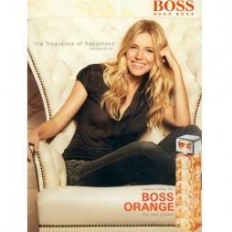 Hugo Boss Orange Celebration Of Happiness. Парфюмерная вода (eau de parfum - edp) и туалетные духи (parfum de toilette) женские