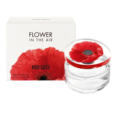 Kenzo Flower In The Air. Парфюмерная вода (eau de parfum - edp) и туалетные духи (parfum de toilette) женские