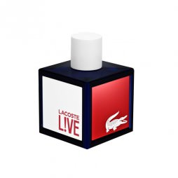 Live Lacoste. Парфюмерная вода (eau de parfum - edp) и туалетные духи (parfum de toilette) мужские