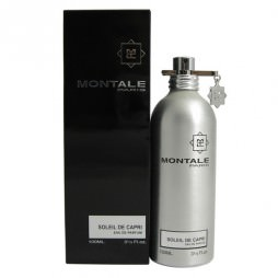 Montale Soleil de Capri. Унисекс / мужская / женская парфюмерия. Туалетная вода (eau de toilette - edt) унисекс