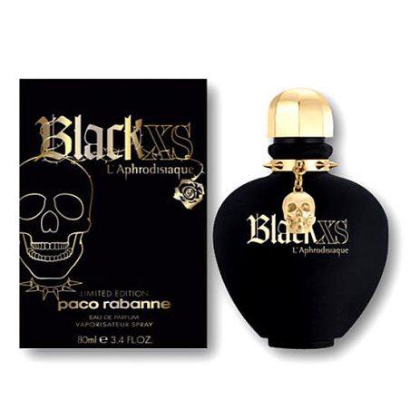 Paco Rabanne Black XS LAphrodisiaque for Her. Парфюмерная вода (eau de parfum - edp) и туалетные духи (parfum de toilette) женские