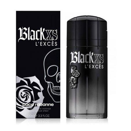 Paco Rabanne Black XS LExces Man (Пако Раббан Блэк Икс Эс Л ексес). Туалетная вода (eau de toilette - edt) мужская / Одеколон (eau de cologne - edc)