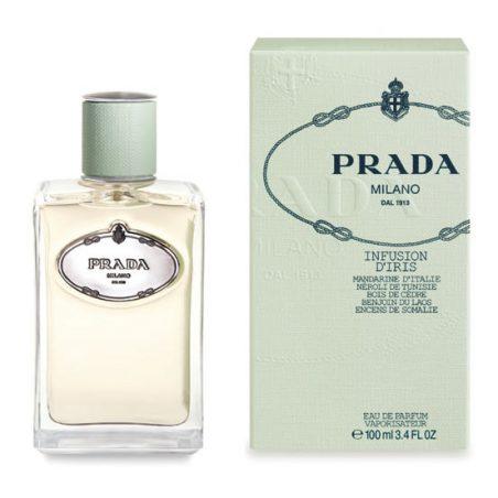 Prada Infusion D iris. Парфюмерная вода (eau de parfum - edp) и туалетные духи (parfum de toilette) женские