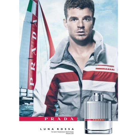 Prada Luna Rossa 100 ml. Парфюмерная вода (eau de parfum - edp) и туалетные духи (parfum de toilette) мужские