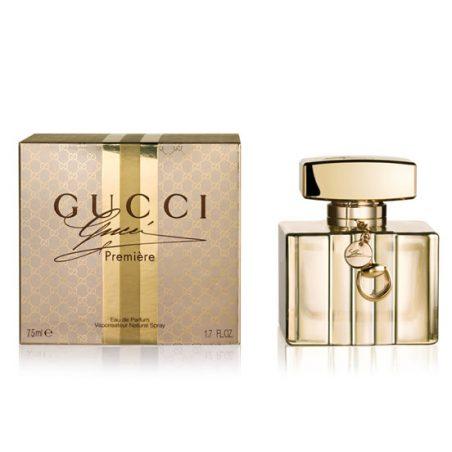 Premiere Gucci 75 ml. Парфюмерная вода (eau de parfum - edp) и туалетные духи (parfum de toilette) женские