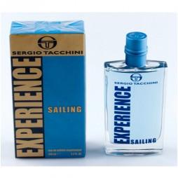 Sergio Tacchini Experience Sailing men. Парфюмерная вода (eau de parfum - edp) и туалетные духи (parfum de toilette) мужские