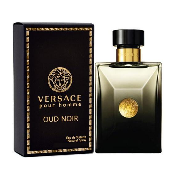 Versace Pour Home Oud Noir Man (Версаче Пур Хоме Оуд Нуар). Туалетная вода 2416d9601a964