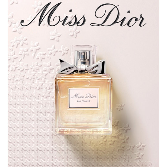 Купить Christian Dior Miss Dior Eau Fraiche. Цена оригинала. Москва 2019 8b123d957efaf