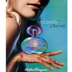 Сальвадор Ферагамо Инканто Шарм. Парфюмерная вода (eau de parfum - edp) и туалетные духи (parfum de toilette) женские