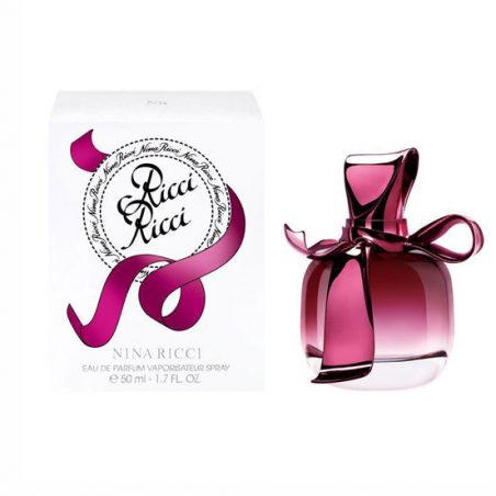 Nina Ricci Ricci Ricci. Парфюмерная вода (eau de parfum - edp) и туалетные духи (parfum de toilette) женские