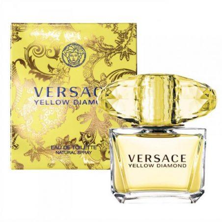 Versace Yellow Diamond. Туалетная вода (eau de toilette - edt) женская