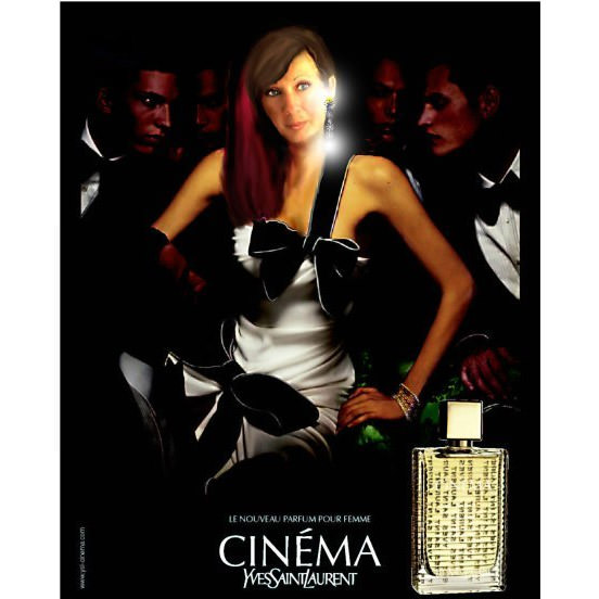 купить Yves Saint Laurent Cinema Ysl ив сен лоран синема цена