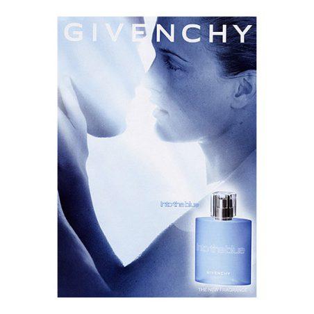 Живанши. В синеву. Одеколон (eau de cologne - edc). Унисекс / женская / мужская парфюмерия