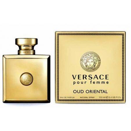 Versace Pour Femme Oud Oriental. Парфюмерная вода (eau de parfum - edp) и туалетные духи (parfum de toilette) женские / Туалетная вода (eau de toilette - edt) женская