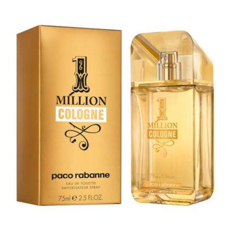 1 Million Cologne Paco Rabanne / Пако Рабанн 1 Миллион Кологне. Парфюмерная вода (eau de parfum - edp) и туалетные духи (parfum de toilette) мужские