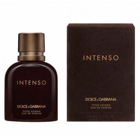 Dolce&Gabbana Pour Homme Intens / Дольче и Габбана Пур Хоме Интенсо. Туалетная вода (eau de toilette - edt) мужская