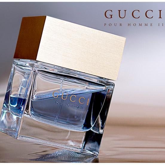 Купить Gucci Pour Homme 2 (II)   Гуччи Пур Хом 2. Цена оригинала ... 0af40589f8339