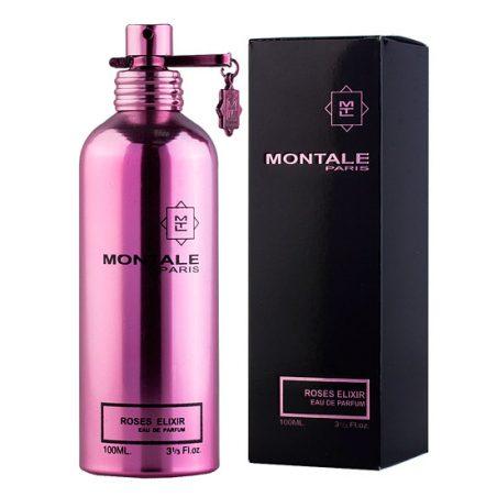 Roses Elixir Montale / Монталь Эликсир роз. Парфюмерная вода (eau de parfum - edp) и туалетные духи (parfum de toilette) женские. Туалетная вода (eau de toilette - edt) женская