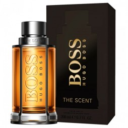 Boss The Scent Hugo Boss Man. Туалетная вода (eau de toilette - edt) мужская