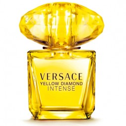 Versace Yellow Diamond Intense. Парфюмерная вода (eau de parfum - edp) и туалетные духи (parfum de toilette) женские