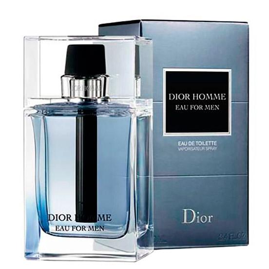 купить Christian Dior Dior Homme Eau For Men цена оригинала москва