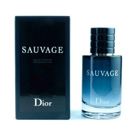Christian Dior Sauvage 2015. Туалетная вода (eau de toilette - edt) мужская