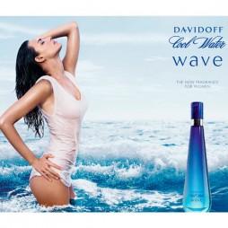Давидов Кул Уотер Вейв. Парфюмерная вода (eau de parfum - edp) и туалетные духи (parfum de toilette) женские