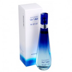 Davidoff Cool Water Wave / Давидофф Кул Кул Ватер Вейв. Туалетная вода (eau de toilette - edt)