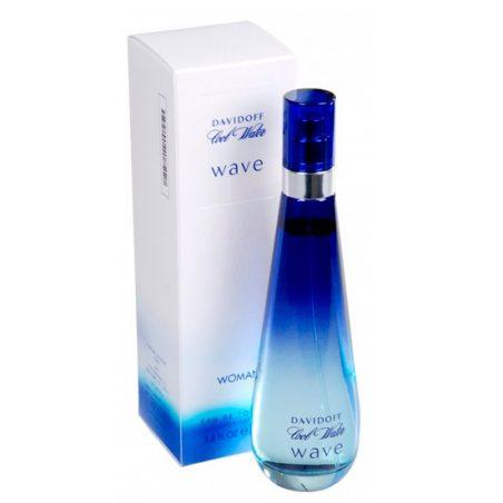 Davidoff Cool Water Wave / Давидофф Кул Кул Ватер Вейв. Туалетная вода (eau de toilette - edt)