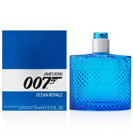 Eon Productions James Bond 007 Ocean Royale. Туалетная вода (eau de toilette - edt) мужская
