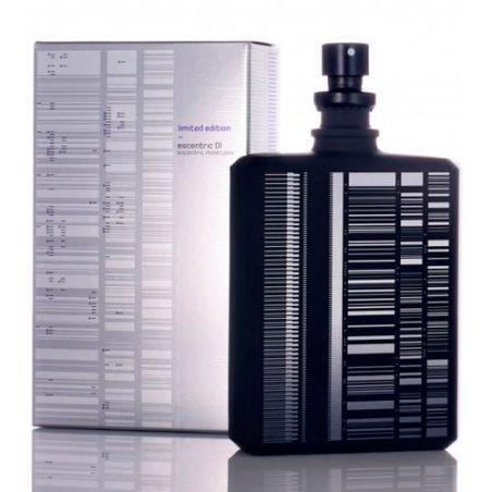 Escentric Molecules Escentric 01 Limited Edition. Парфюмерная вода (eau de parfum - edp) и туалетные духи (parfum de toilette) унисекс